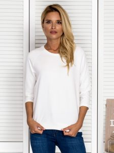 Bluzki damskie białe